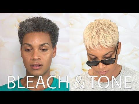 VIRGIN BLEACH & TONE | FT. PRINCETON