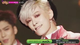 BOYFRIEND - WITCH, 보이프렌드 - 위치, Music Core 20141018