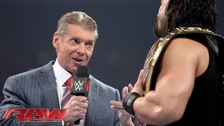 Mr. McMahon arrested: Raw, December 28, 2015 thumbnail
