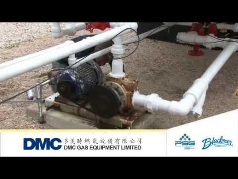 Blackmer LGL3021 Series LPG Pump Installation