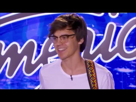 MacKenzie Bourg American Idol Audition
