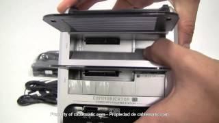 Docking Station SATA Communicator D2 con eSATA,USB2,WIFI,BT,hub,slot distribuido por CABLEMATIC ®