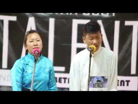 Tibetans Got Talent/ Mundgod Audition.