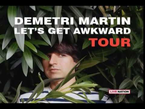 Demetri Martin LIVE