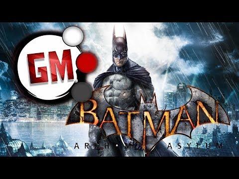 GodzillaMendoza Streams Arkham Asylum Part 1