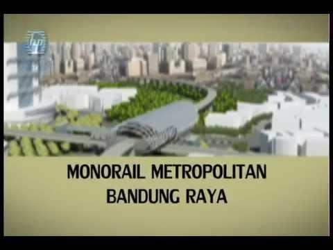 Rencana pembangunan Monorail Bandung Raya , Indonesia