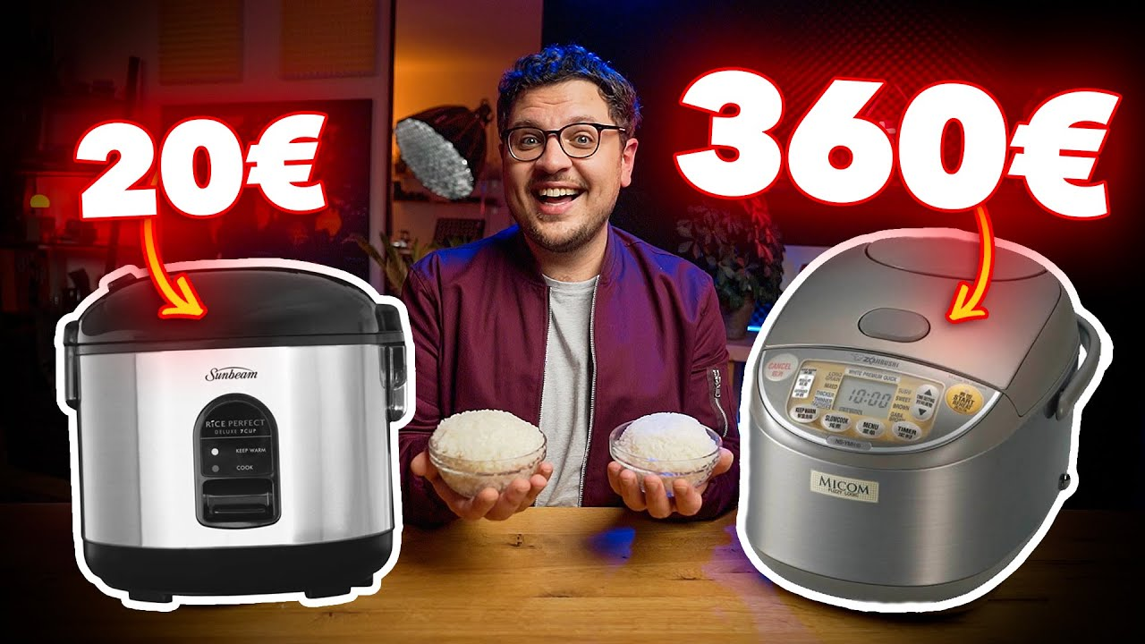 Do You Need a Fancy Rice Cooker? 🤔