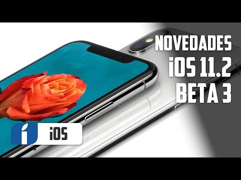 iOS 11.2 Beta 3 ¡Todo lo que debes saber!