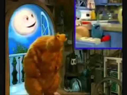 Der Bär Im Blauen Haus