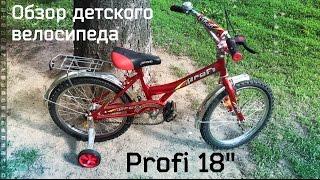 "Обзор велосипеда Profi 18"""