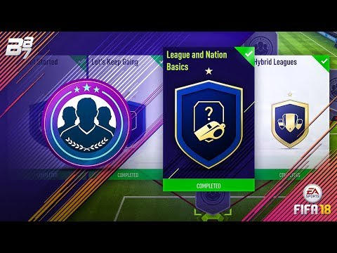 BASIC SQUAD BUILDER CHALLENGES DONE CHEAP #1 | FIFA 18 ULTIMATE TEAM