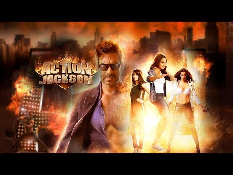 Action Jackson Full Movie HD 1080p Hindi (2014) Ajay Devgn, Sonakshi Sinha, Yami Gautam