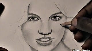 HOW TO DRAW A REALISTIC GIRL (for beginners)