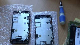 #Замена дисплея ASUS ZENFONE4 Replacement of the display on the ASUS ZENFONE 4 (A400CG)