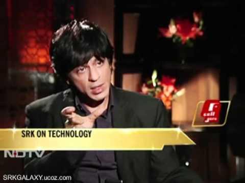 Shah Rukh Khan on Nokia E7