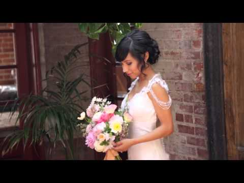 THE BEST VOWS WE HAVE EVER HEARD! Erin + Omar's Wedding Film At Carondelet House Los Angeles