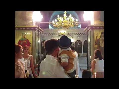 Βάφτιση γιο Γιώργου Χειμωνέτου 2