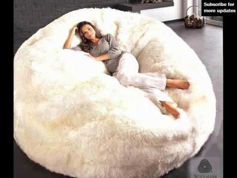 Foam Flip Chair Bed