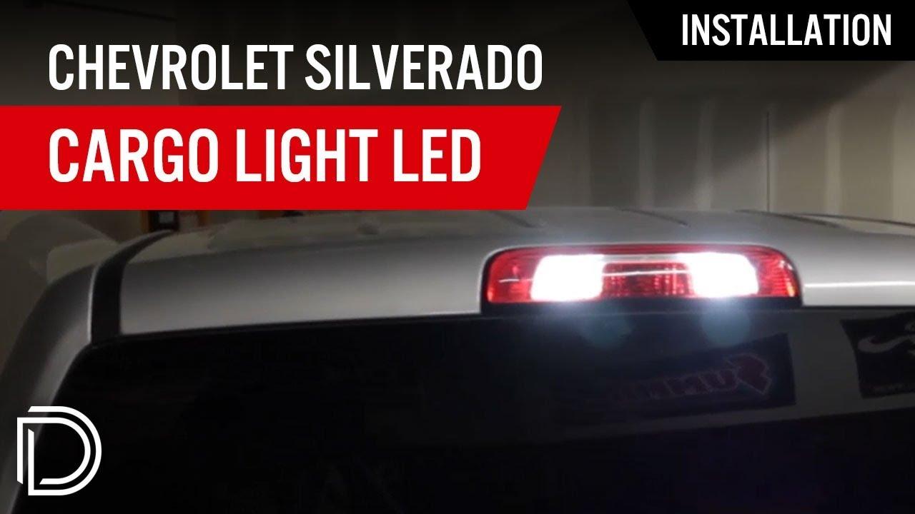 hight resolution of how to install chevrolet silverado cargo light leds