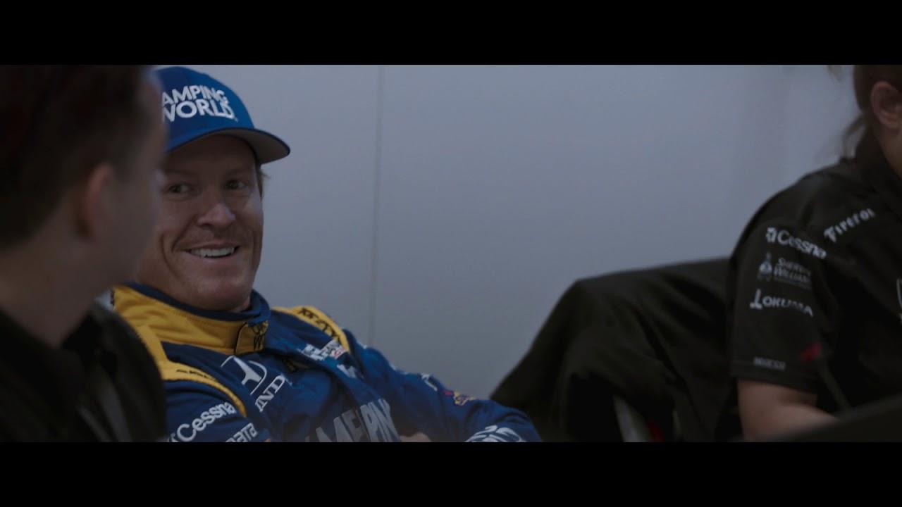 Born Racer Trailer - Scott Dixon 5 Time Champion!