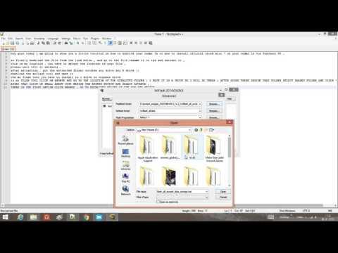 HOW TO FLASH XIAOMI  REDMI 1S VIA PC (FASTBOOT METHOD) SIMPLE