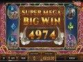 Cazino Zeppelin Slot - Wild Line MEGA WIN!