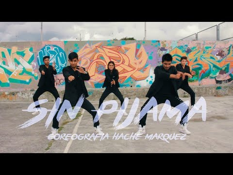 Becky G, Natti Natasha - Sin Pijama |Coreografia by: Hache Marquez| The Ñux Crew