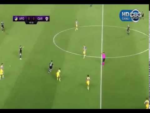 APOEL 1-2 Qarabağ