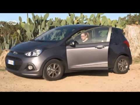 Present it Hyundai i10 Drive it