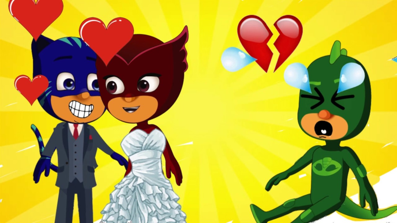 how to draw and coloring pages pj masks catboy love