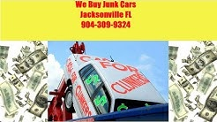 We Buy Junk Cars Jacksonville FL - Call Now 904-309-9324
