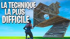 LA TECHNIQUE DE CONSTRUCTION LA PLUS DIFFICILE! - Bf en pls #1