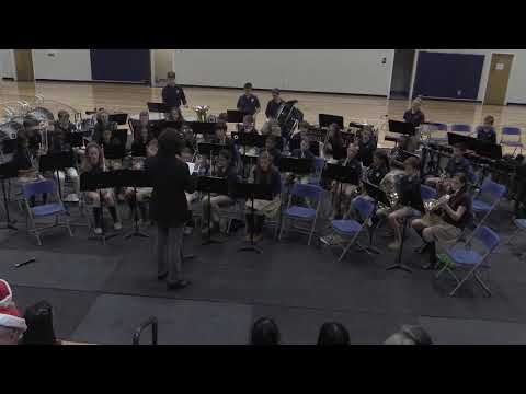 Lyndon Academy 2017 Winter Band Concert Part II-b