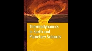 ['#PDF'] Thermodynamics in Earth and Planetary Sciences