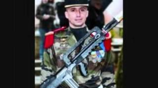 Hommage aux soldats Français morts en Afghanistan jusqu