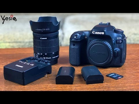 Canon 80D posle godinu dana koriscenja ( moji utisci )