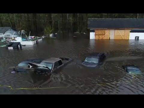 Buyer Beware: Some Cars Flooded During Hurricanes Still On The Market | NBC Nightly News