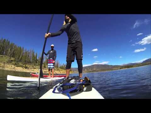 Stand Up Paddle Colorado on Lake Dillon (Dillon and Frisco Marinas)