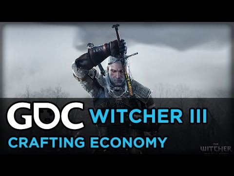 Inside The Witcher 3's Crafting-Based Economy