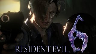 Resident Evil 6 - Flying zombies WTF