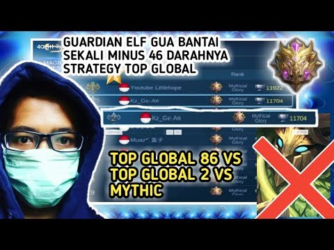 STRATEGY!! TOP 2 GLOBAL MAGIC CHESS VS TOP 86 GLOBAL MAGIC CHESS GAMEPLAY! Mobile Legends: Bang Bang - 동영상
