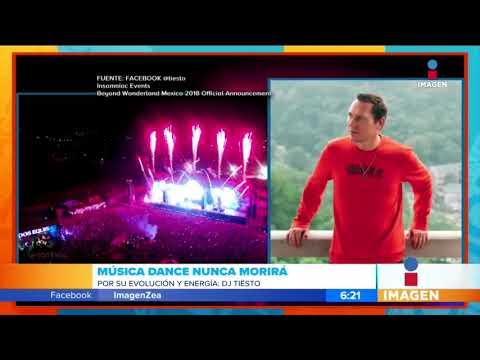 ¡Tiesto en 'Beyond Wonderland' en Monterrey! | Noticias con Paco Zea