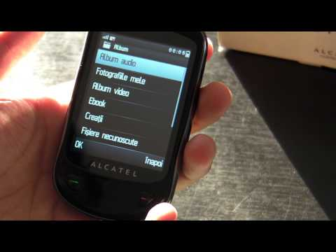 Alcatel OT-710 review HD ( in romana ) - www.TelefonulTau.eu -
