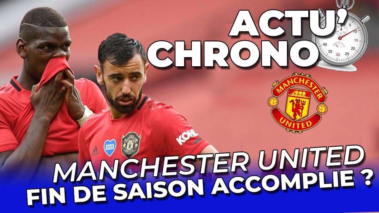 Manchester United, une fin de saison accomplie ? ⚽️ Actu'Chrono #8