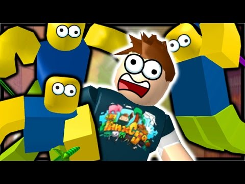 NOOB INVASION TYCOON IN ROBLOX!!
