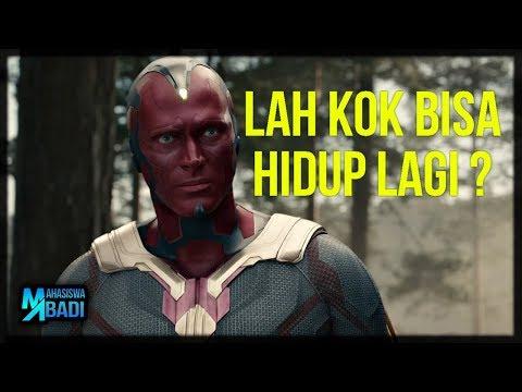 Vision Masih HIdup ? 11 SUPERHERO MARVEL YANG PASTI