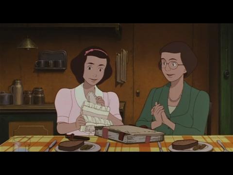 Anne No Nikki Anne Frank Monogatari Legendado Desenhos Animados