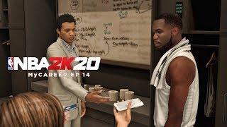 NBA 2K20 My Career Ep 14 - BUCKETS!!