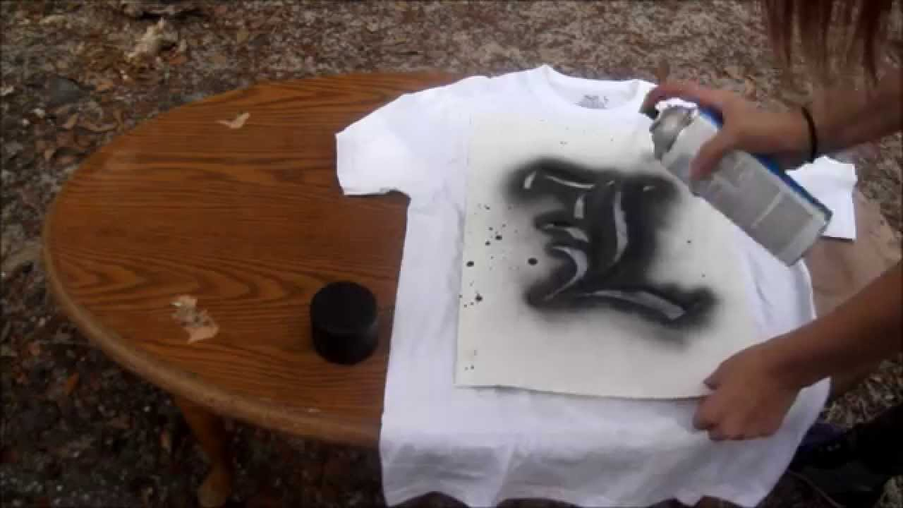 Howto Design Your Own T-Shirt
