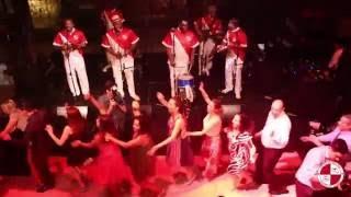Entretenimento musical em festa de casamento no Espaço Gardens - Apito de Mestre